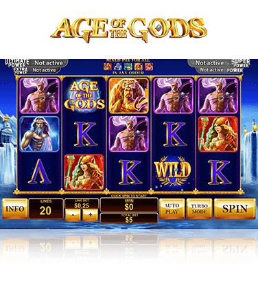 Age of the Gods Game