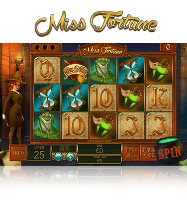 Miss Fortune Game