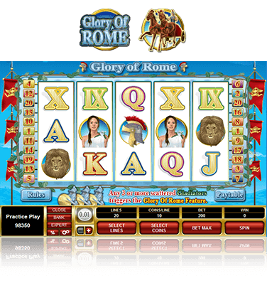 Glory Of Rome Game