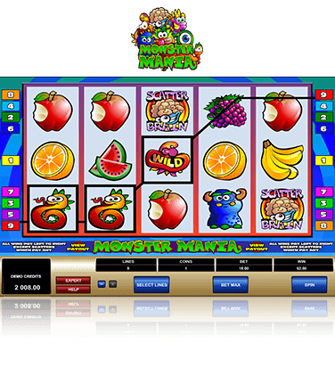 Monster Mania Game