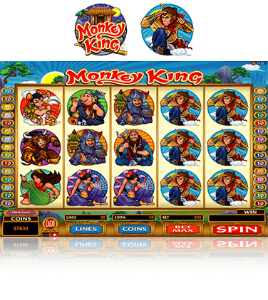 Monkey King Game