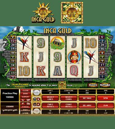 Inca Gold Games