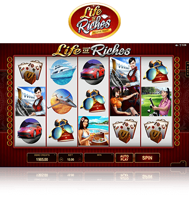 Life of Riches Game