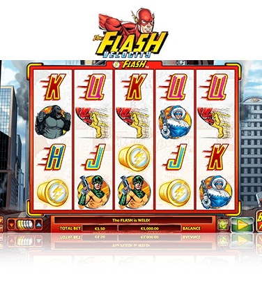 The Flash Velocity Game
