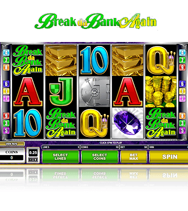 Slot machine gratis break da bank again