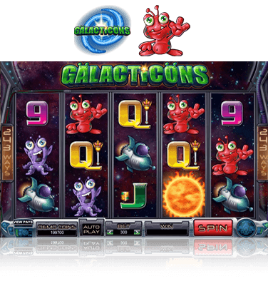 Galacticons Game