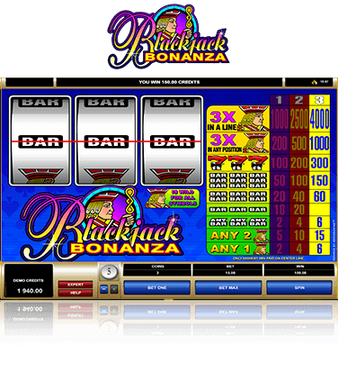 Blackjack Bonanza Game