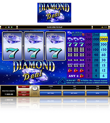 Diamond Deal Game