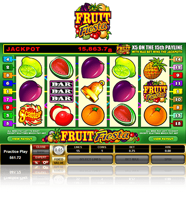 Fruit Fiesta Game