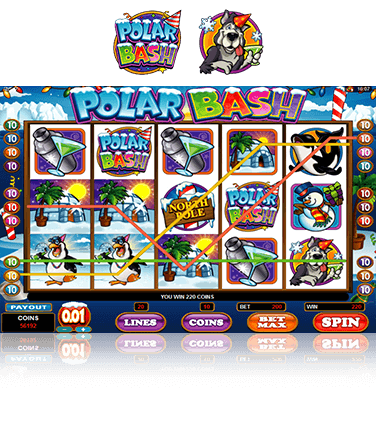 Polar Bash Game