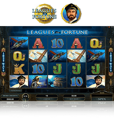 Leagues of Fortune Game