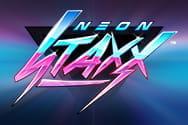 NetEnt Neon Staxx