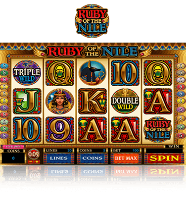 Love on the Nile Slots - Free to Play Demo Version