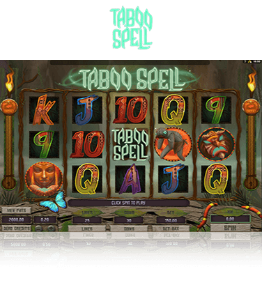 Taboo Spell Game