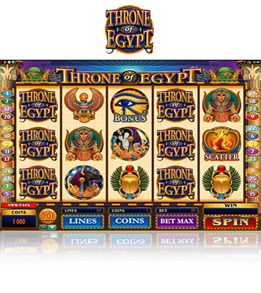 Throne of Egypt Game