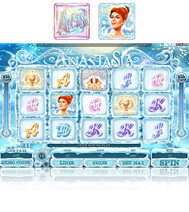 The Lost Princess Anastasia Game