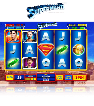 Superman 2 Game