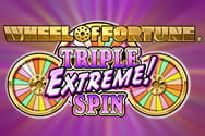 IGT Wheel of Fortune: Triple Extreme Spin