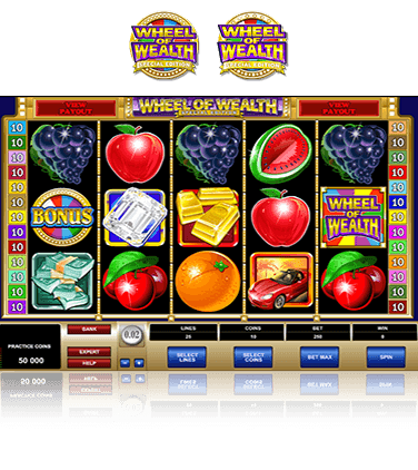 Wheel of Wealth Special Edition Game