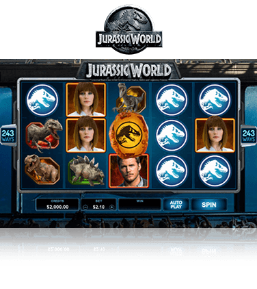 Jurassic World Game