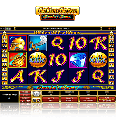 Golden Goose Genies Gems Game