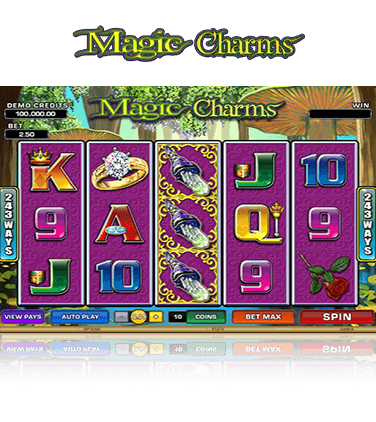 Magic Charms Game