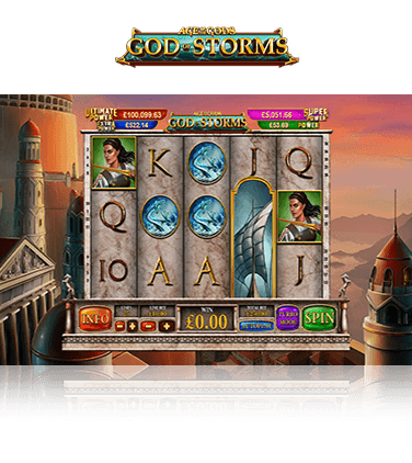 Age of the Gods God of Storms Game