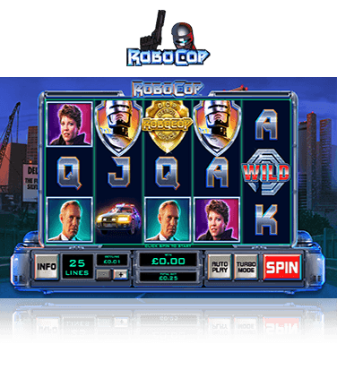 RoboCop Game