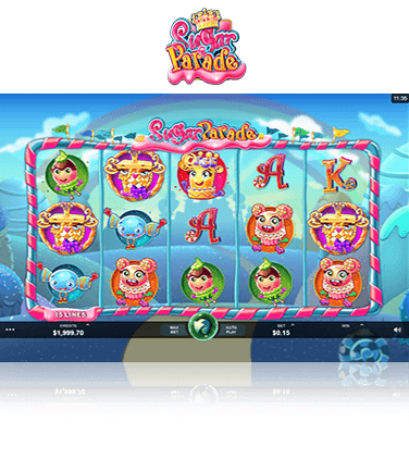 Sugar Parade Slot Game
