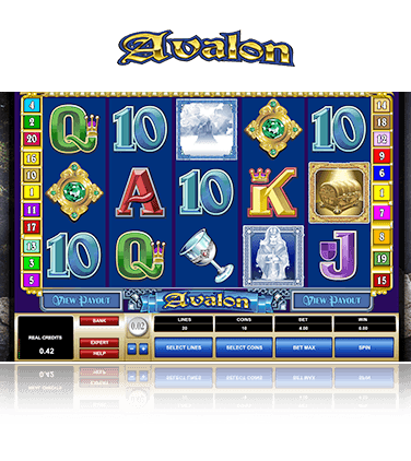 Microgaming Avalon Game