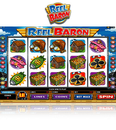 Reel Baron Game
