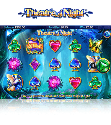 Theatre of Night Game
