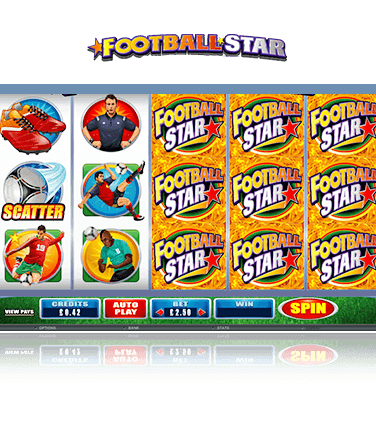 Microgaming Football Star Game