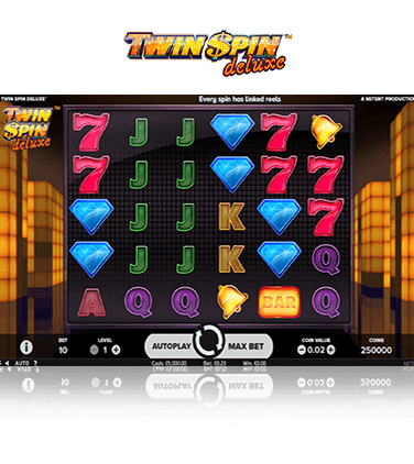Twin Spin Deluxe Game