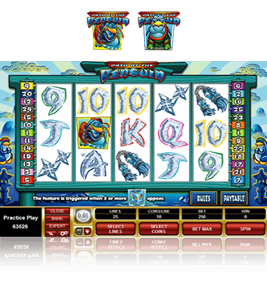 Path Of The Penguin Slot Game