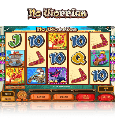 No Worries Slot Game