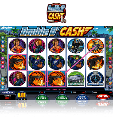 Double O'Cash Game