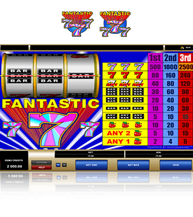 Fantastic 777 Game