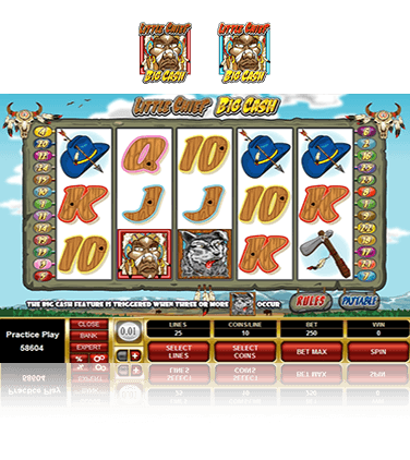 Little Chief Big Cash Slot Game