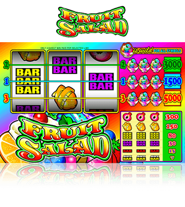 Fruit Salad Slot Game