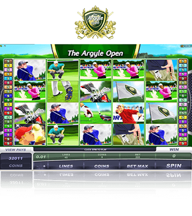 The Argyle Open Game
