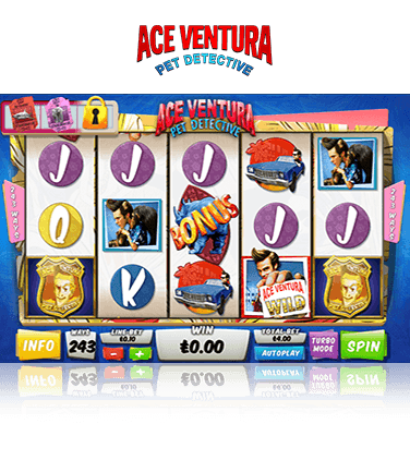 Ace Ventura Pet Detective Game