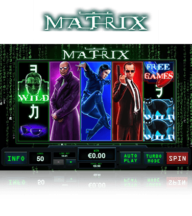 The Matrix Game