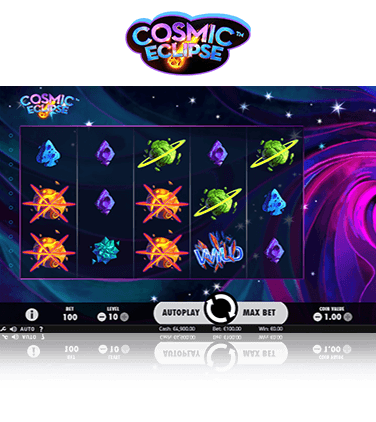 Cosmic Eclipse Game